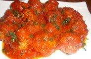 Recette : boulettes de viande à la sauce tomate