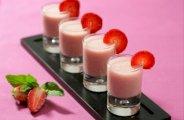 Recette facile : Milshake à la fraise