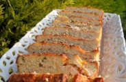Recette : pain au saumon