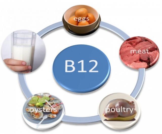 5 signes de carence en vitamine b12 0