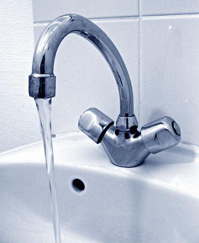 Améliorer le gout de l'eau du robinet