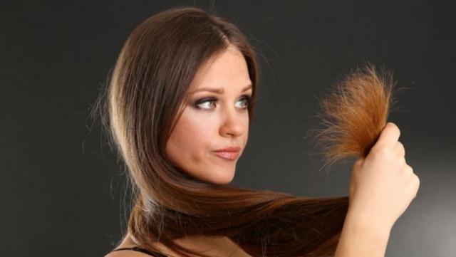 Évitez les cheveux fourchus