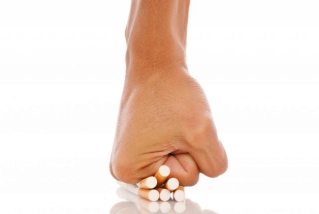 La cigarette est un faux anti-stress