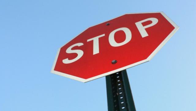 Le radar aux panneaux Stop