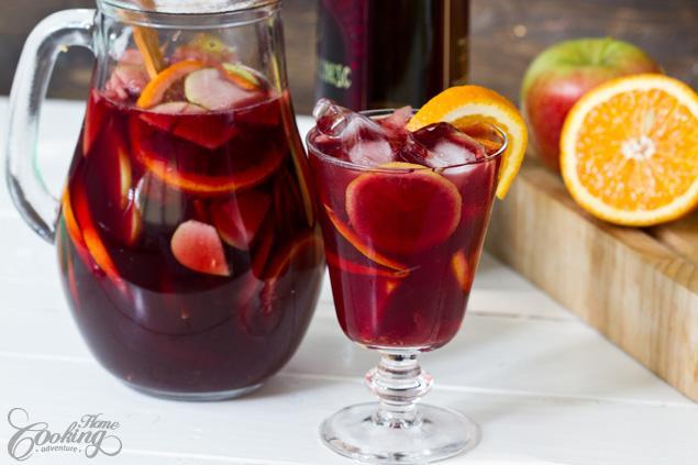 recete cocktail sangria 0