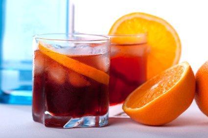 Recette Cocktail Americano