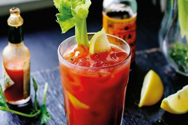 Recette Cocktail : Bloody Mary