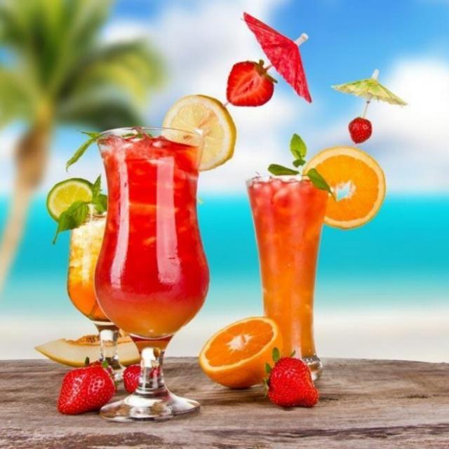 Recette Cocktail Bora Bora