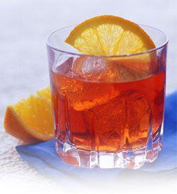 Recette Cocktail Garibaldi