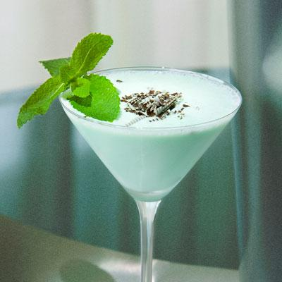 Recette Cocktail Mint Chocolate