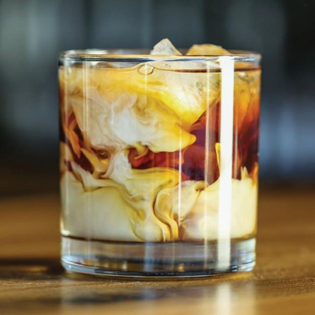 Recette Cocktail White Russian