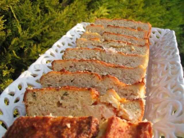 recette pain au saumon 0