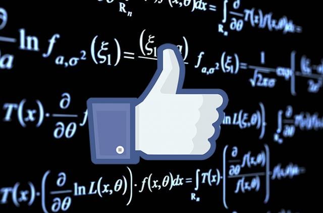 un nouvel algorithme pour facebook 0