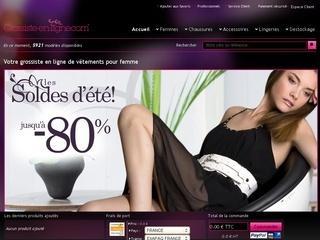 Vêtements pas cher avec grossiste-en-ligne.com