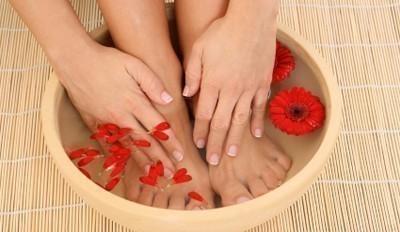 Comment avoir des pieds irresitibles - Soin des pieds maison ...
