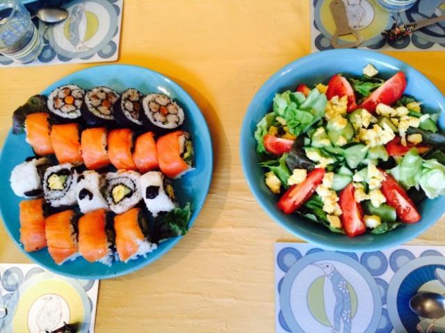 makis sushis la cuisine japonaise 0