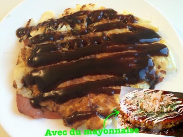 Okonomiyaki - la spécialité de l'ouest du Japon