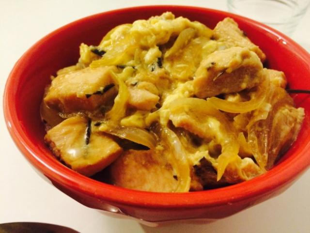 Oyakodon - la cuisine japonaise