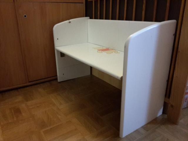 transformer un lit b b cass en banquette astuces pratiques. Black Bedroom Furniture Sets. Home Design Ideas