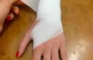 Comment faire un bandage ?