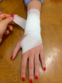 comment faire un bandage 5