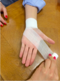 comment faire un bandage 3