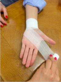 comment faire un bandage 3