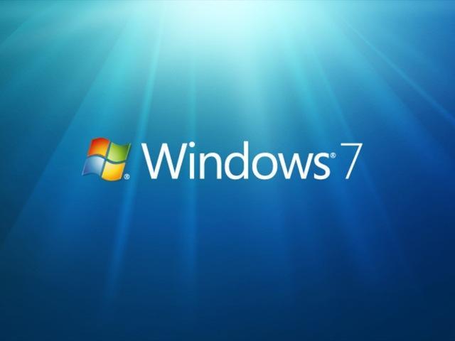 Accélérer le démarrage de Windows 7