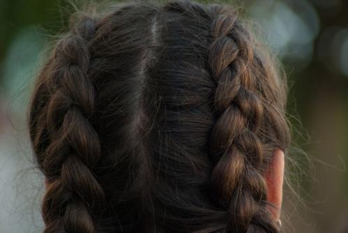 avoir des cheveux boucles 1