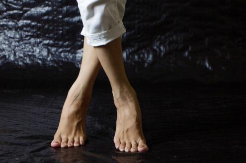 Avoir des jambes fines