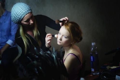 bien appliquer sa poudre de maquillage 1
