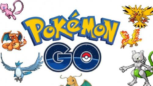 Carte Pokemon Go