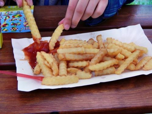 comment faire des frites croustillantes 2