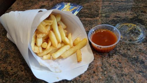 comment faire des frites croustillantes 0