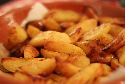 comment faire des potatoes 1