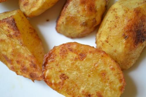 Comment faire des potatoes ?