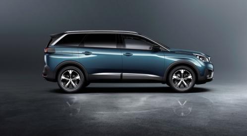 Découvrez le nouveau modèle Peugeot 5008