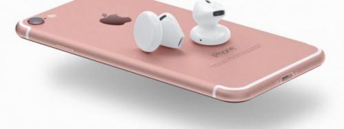Ecouteurs sans fil pour iphone