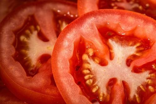 La tomate pour avoir une belle peau