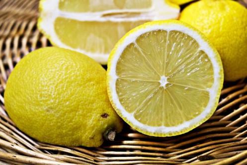 le jus de citron pour avoir une belle peau 1