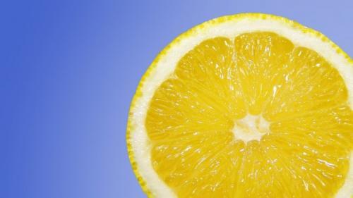 Le jus de citron pour avoir une belle peau