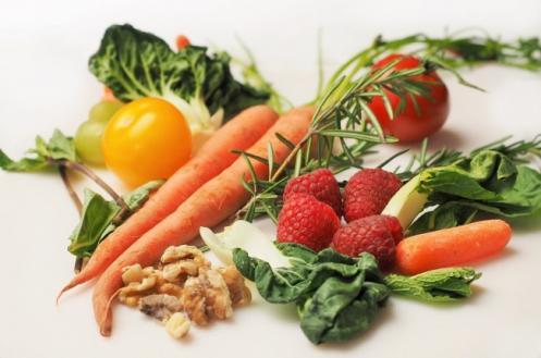 Les aliments contre l'acné