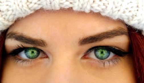 maquiller des yeux verts 1