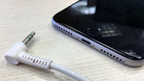pas de jack sur l iphone 7 0