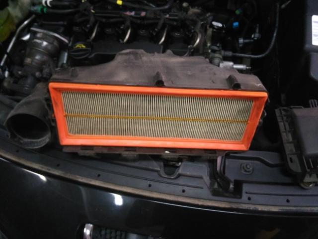 remplacement filtre a gazole peugeot 207 1 6 hdi 3