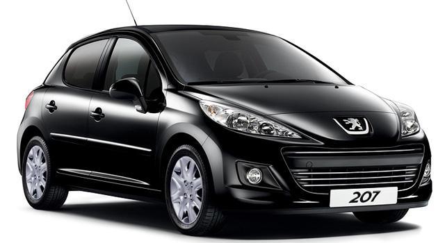 Remplacement filtre à air Peugeot 207 1.6 HDi
