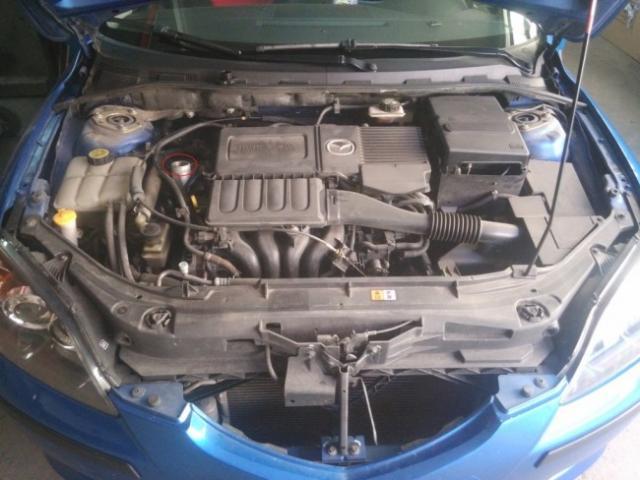 vidange moteur mazda 3 1