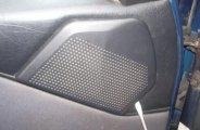 Installation d'un autoradio + haut-parleurs sur Citroën zx 1.9D