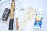 Réparer un marteau ou une massette cassés