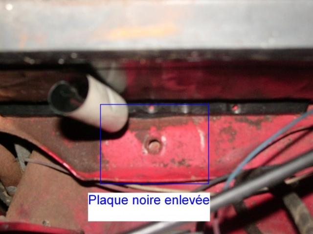 changement de batterie sur opel calibra 2 0i 3